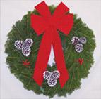 Classic Balsam Wreath